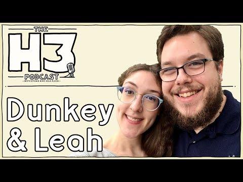 H3 Podcast #76 - VideoGameDunkey & Leah
