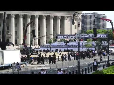 Xxx Mp4 Thousands Of Haredim Hold Anti Draft Protest In New York 3gp Sex
