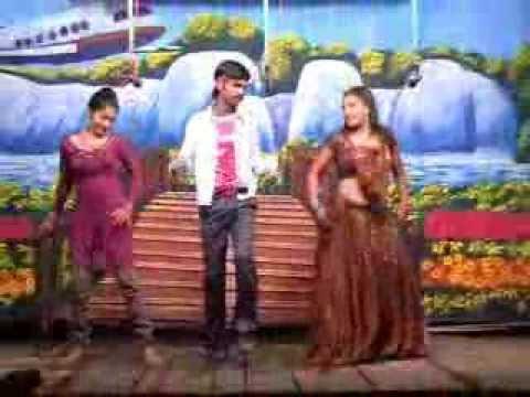 Telugu Village Hot Dance Show