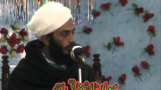 PASHTU TAQRIR MAULANA ASHFAQ AHMAD,Dastarbandi-e-huffaz 2013 khat kalay nowshera