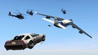 HACKERARE UN AEREO! MISSION IMPOSSIBLE! - GTA 5 ONLINE