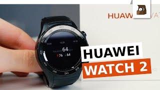 HUAWEI WATCH 2 // Testbericht (2/2) // Deutsch // FullHD