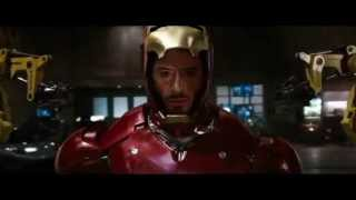 Iron man Suit up Sound Design
