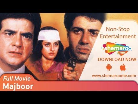 Xxx Mp4 Majboor 1990 HD Jeetendra Jaya Prada Sunny Deol Farha Naaz 90 39 S Hindi Movie 3gp Sex