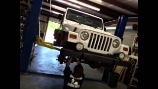 1998 Jeep TJ Stormtrooper