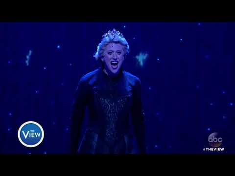"""Frozen On Broadway: """"Let it Go"""" (Live @ The View)"""