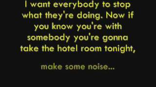 Hotel Room - Pitbull lyrics