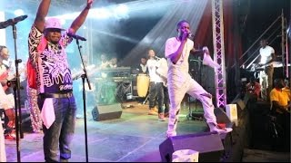 Jose Chameleone greatest hits mash-up LIVE @The Koroga Festival