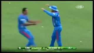 Amazing great catch by Virender Sehwag !   Yahoo Cricket com    VideofyMe