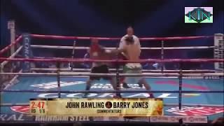 India Vs Pakistan Boxing Match