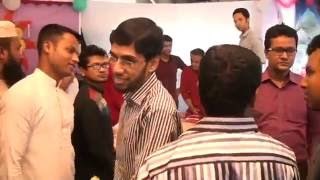 End of the program (BANGLADESH ISLAMI UNIVERSITY CULTURAL CLUB, RAMADAN PROGRAM-2016)