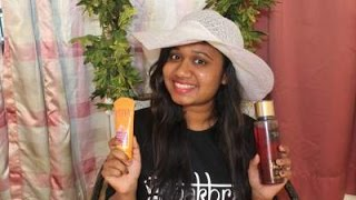 summer essentials Fashion Beauty Makeup DIY makeup setting spray Arushi Patkey