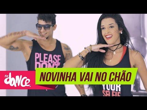 Wesley Safadão Novinha Vai No Chão FitDance 4k Coreografia Choreography