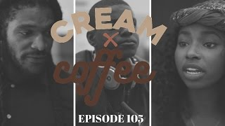 CREAM X COFFEE -