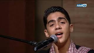 واحد من الناس | سيف الدين حسن أصغر منشد ديني معتمد في مصر