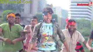 Rongila Duniya Video Shooting - Onek Dame Kena 2015 Movie Ft. Bappy | Mahiya Mahi | Dipjol