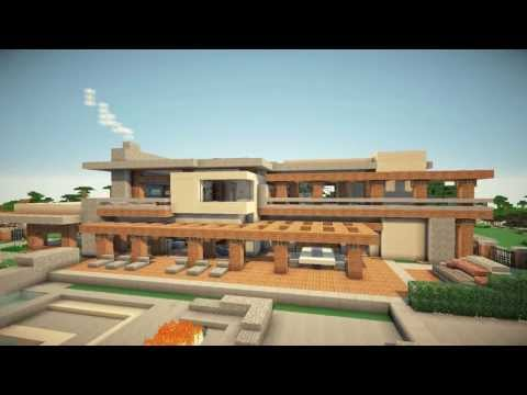 TOP 10 minecraft casas DOWNLOAD