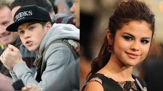 Selena Gomez & Niall Horan Couldn't Stop 'Kissing'