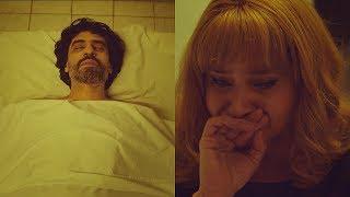 إختفاء - إنهيار نسيمة بعد موت زوجها نادر في مشهد مؤثر 😢 #نيللي_كريم