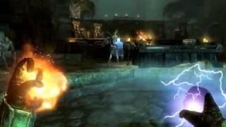 skyrim epic mage battle 1