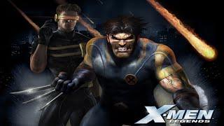 X Men Legends Full Movie All cutscenes cinematics ENGLISH