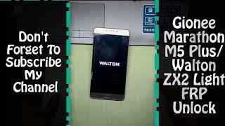 walton zx2 light/zx2/zx2 mini/gh5/gh5+/gh5 mini google lock bypass reset without box and apps.