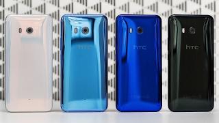 HTC U11 first look