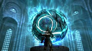 The Elder Scrolls V: Defeat Ancano SOLO!!! (wood elf)