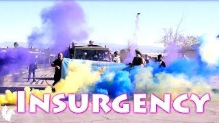 KAZAKH LIVES MATTER PROTEST | The Kazakh Insurgency (Milsim West) AIRSOFT GAME