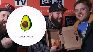 DAILYSPICE - PIZZA, VOLLEYBALL, AND T-PAIN