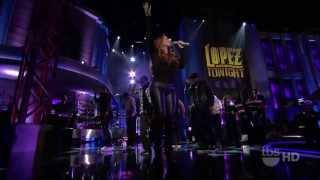 Mariah Carey ,HD,  Obsessed ,live, Lopez Tonight 2009 ,HD 1080p