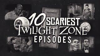 10 Scariest Twilight Zone Episodes