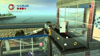 Lego City Undercover Part 20 Rescue Natalia on the Hospital Roof