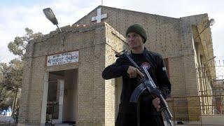 هجوم انتحاري على كنيسة يوقع ثمانية قتلى على الأقل بجنوب غرب باكستان