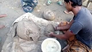 মানুষের মাথা তৈরী করুন নিমিষেই// Mokush মূর্তি .
