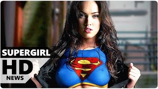 SUPERGIRL SERIE TRAILER - MINORITY REPORT - CAPTAIN AMERICA CIVIL WAR - FILM NEWS German Deutsch