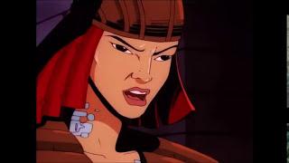 Lady Deathstrike (Yuriko Oyama) in X-Men 1/3