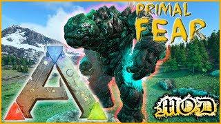 ARK PRIMAL FEAR - #42 ►PIKKON LE CREATOR vs NOTRE ARMY [FR MOD]