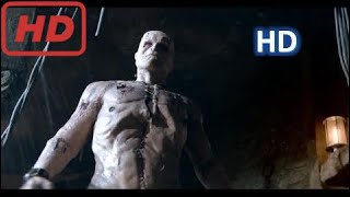 Victor Frankenstein (2015)_Frankenstein's Monster Angry | Carolyn