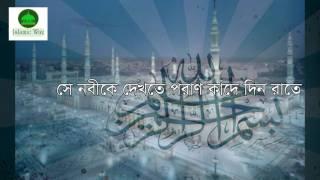 যে গজল শুনলে নবীর প্রেমে পড়ে যাবেন। Bangla Islamic Song 2017 | Bangla Gajal 2017