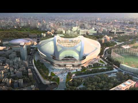 Xxx Mp4 Zaha Hadid Architects And Arup Sports New Japan National Stadium Explanatory Video 3gp Sex