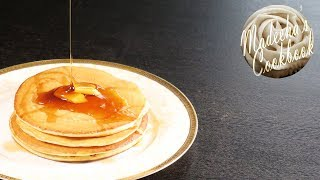DIY: How To Make Light, Fluffy & Super Soft  Pan Cakes (Fool-Proof Recipe)