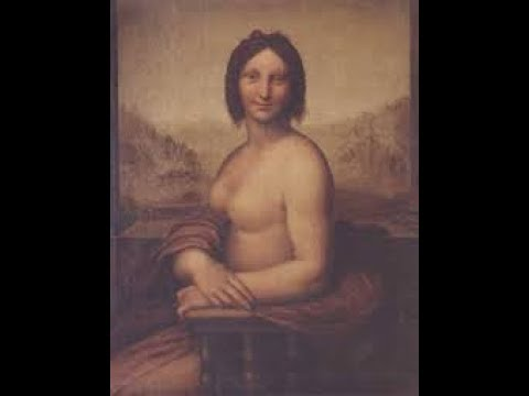 Xxx Mp4 Nude Mona Lisa Could Be Work Of Da Vinci 3gp Sex