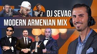 Modern Armenian Mix - DJ Sevag 2017 - Armenian Dance Mix