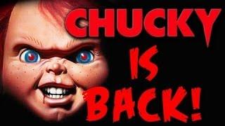 CULT OF CHUCKY Teaser Trailer (2017) REACTION!!!