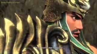 Guan Yu's death Dynasty Warriors 8