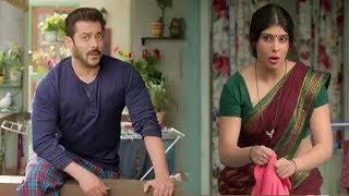 Salman Khan FLIRT With HOT BHABHI In Bigg Boss 11 Promo