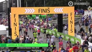URMELA TUBLI 3985 l SEB Tallinna Maraton 10km 2016