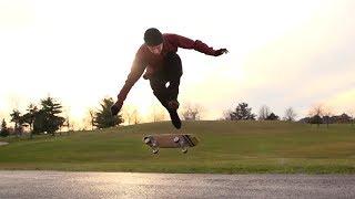 The E/O: Mike Osterman (Freestyle Skateboarding)