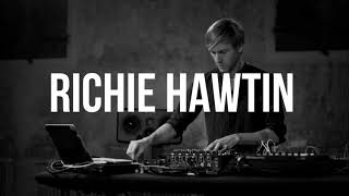 Richie Hawtin - Live @ Maid Vale Studios, London (23.12.2017)